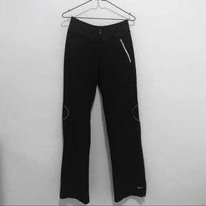 Nike Dri-Fit Black Trousers